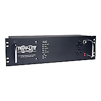 Tripp Lite Line Conditioner 2400W AVR Surge 120V 20A 60Hz 14 Outlet 12ft Cd