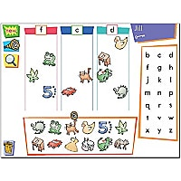 Learn About ABCs and Letter Sounds Grade Levels: PRE-K to 1 - box pack - 1