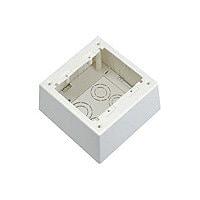 Panduit Pan-Way Low Voltage Surface Mount Outlet Box - surface mount box