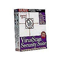 McAfee VirusScan Security Suite (v. 3.1) - license and media - 10 nodes