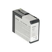 Epson T580 - noir clair - originale - cartouche d'encre
