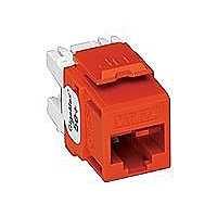 Leviton QuickPort GigaMax 5e+ Snap-In - modular insert