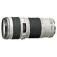 Canon EF telephoto zoom lens 70-200mm