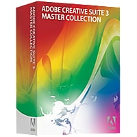Adobe Creative Suite 3.3 Master Collection - upgrade (media only)