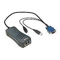 Lantronix Spider 1-port Remote KVM-over-IP