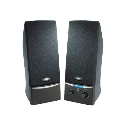 Cyber Acoustics CA-2012rb - speakers - for PC