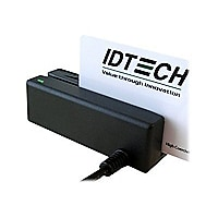 ID TECH MiniMag Intelligent Swipe Reader 3331 - magnetic card reader - keyb