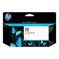 HP 72 Yellow Ink Cartridge