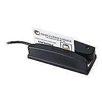 ID TECH Omni 3227 Heavy Duty Slot Reader - barcode / magnetic card reader -