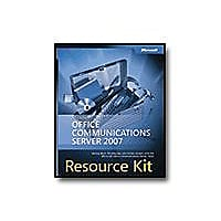 Microsoft Office Communications Server 2007 - Resource Kit - reference book