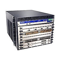 Juniper MX-series MX480 - router - rack-mountable - with Juniper Networks S