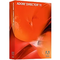 Adobe Director (v. 11) - box pack - 1 user