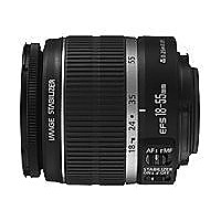 Canon EF zoom lens - 18 mm - 55 mm