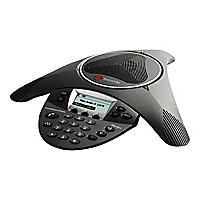 Polycom SoundStation IP 6000 Conference VoIP Phone