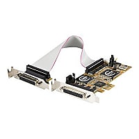 StarTech.com 8 Port PCI Express Low Profile Serial Adapter Card - RS-232