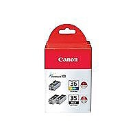 Canon PGI-35 Black and CLI-36 Color Value Ink Pack