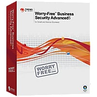 Trend Micro Worry-Free Business Security Advanced - maintenance (renewal) (