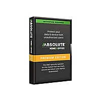Absolute Home & Office Premium - box pack (3 years) - 1 license