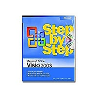 Microsoft Office Visio 2003 - Step by Step - reference book