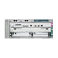 Cisco 7603-S - router - rack-mountable - with Cisco 7600 Series Route Switc