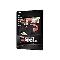 WordPerfect Office X4 Professional Edition - upgrade license