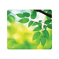 Fellowes® Recycled Mouse Pad - Leaves
