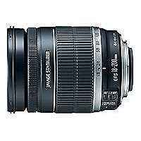Canon EF-S zoom lens - 18 mm - 200 mm