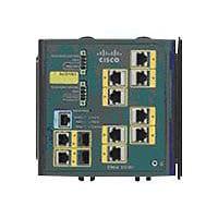 Cisco Industrial Ethernet 3000 Series - commutateur - 8 ports - Géré