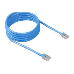 Belkin patch cable - 2.1 m - blue