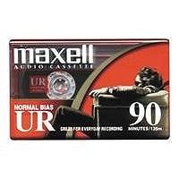 Maxell UR 90 cassette - 1 x 90min
