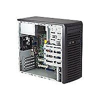 Supermicro SC731 i-300B - mid tower - micro ATX