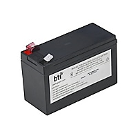 Battery Technology – BTI Replacement Battery for the RBC17 UPS Battery