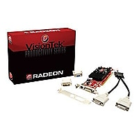 VisionTek Radeon HD 4350 Graphics Card - 512 MB RAM