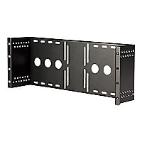 StarTech.com Universal VESA LCD Monitor Mounting Bracket for Rack / Cabinet