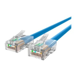 Belkin 15' CAT5e or CAT5 RJ45 Patch Cable Blue