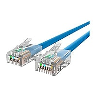 Belkin 1' CAT5e or CAT5 RJ45 Patch Cable Blue