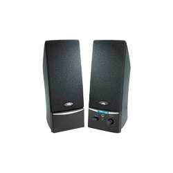 Cyber Acoustics CA-2014rb - speakers - for PC