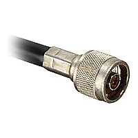 Black Box Hyperlink 400-Style antenna cable - 25 ft - black