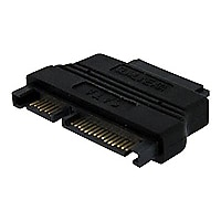 StarTech.com Slimline SATA to SATA Adapter with Power - F/M - SATA adapter