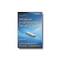Windows Small Business Server 2008 - Administrator's Pocket Consultant - po