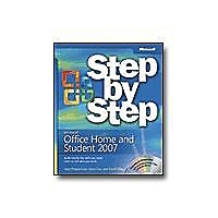Microsoft Office Home and Student 2007 - Step by Step - self-training cours