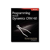 Microsoft Dynamics CRM 4.0 - Programming - reference book