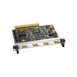 Cisco 4-Port Clear Channel T3/E3 Shared Port Adapter - expansion module - 4