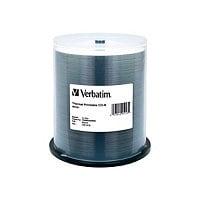 Verbatim - CD-R x 100 - storage media