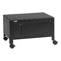Bretford Basics Office Machine Stand C15-BK - printer stand with cabinet