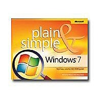 Windows 7 - Plain & Simple - reference book