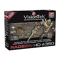 VisionTek Radeon HD 4350 Video Card