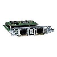 Cisco Multiflex Trunk Voice/WAN Interface Card 2nd Generation - expansion m