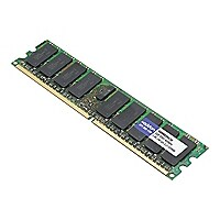 AddOn 1GB Industry Standard DDR2-400MHz UDIMM - DDR2 - 1 Go - DIMM 240 broches