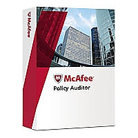 McAfee Policy Auditor for Desktops - license + 1 Year Gold Support - 1 node